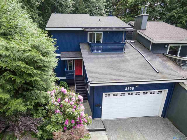 5656 Ptarmigan Place, North Vancouver, BC V7R 4S3 (#R2363060) :: Royal LePage West Real Estate Services