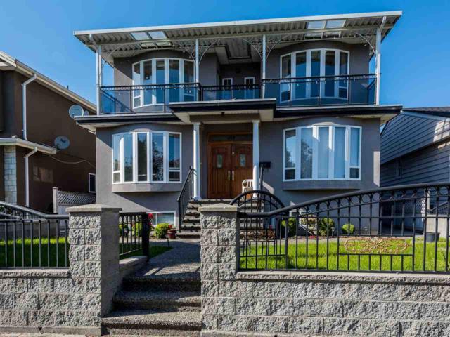 417 E 61ST Avenue, Vancouver, BC V5X 2B7 (#R2366709) :: Vancouver Real Estate