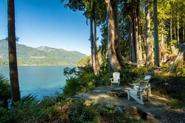 2475 Cotton Bay Road, Gambier Island, BC V0N 2S0 (#R2370234) :: Vancouver Real Estate