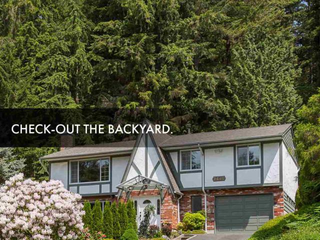 2446 Hyannis Drive, North Vancouver, BC V7H 2E6 (#R2375011) :: Royal LePage West Real Estate Services