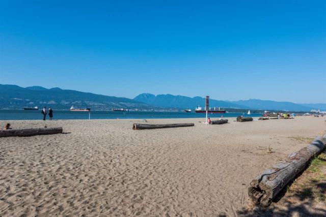 4422 NW Marine Drive, Vancouver, BC V6R 1B6 (#R2394810) :: Aedis Realty