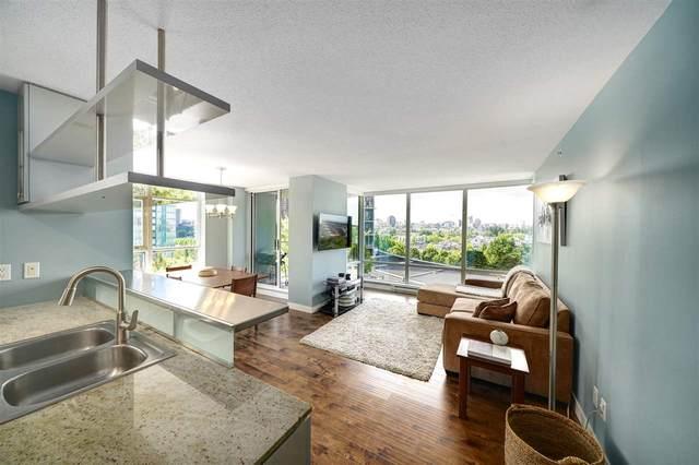 1438 Richards Street #602, Vancouver, BC V6Z 3B8 (#R2472936) :: Initia Real Estate
