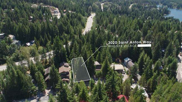 3020 St Anton Way, Whistler, BC V0N 1B3 (#R2481774) :: Ben D'Ovidio Personal Real Estate Corporation | Sutton Centre Realty