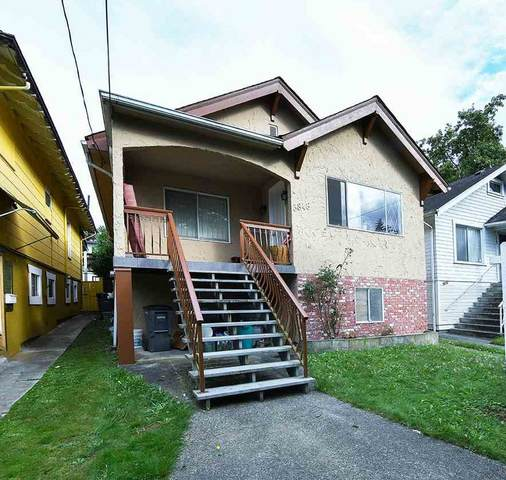 3848 Inverness Street, Vancouver, BC V5V 4W2 (#R2500601) :: 604 Realty Group