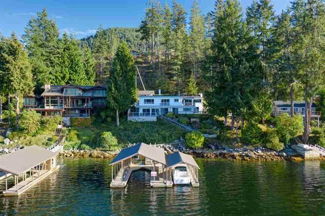 4976 Johnstone Road, Madeira Park, BC V0N 2H1 (#R2505609) :: Homes Fraser Valley
