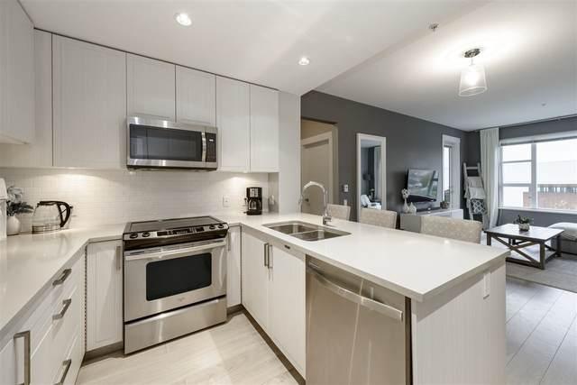 550 Seaborne Place #313, Port Coquitlam, BC V3B 0L3 (#R2512045) :: Ben D'Ovidio Personal Real Estate Corporation | Sutton Centre Realty