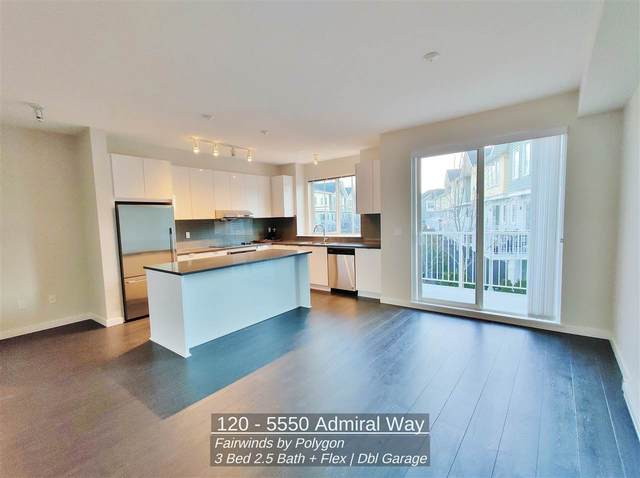 5550 Admiral Way #120, Delta, BC V4K 0C4 (#R2519117) :: Ben D'Ovidio Personal Real Estate Corporation | Sutton Centre Realty