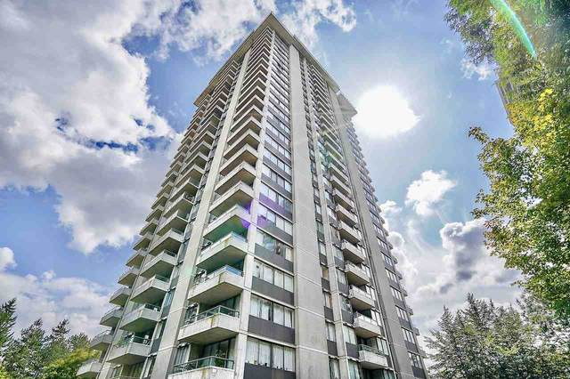 3970 Carrigan Court #907, Burnaby, BC V3N 4S5 (#R2539568) :: Macdonald Realty