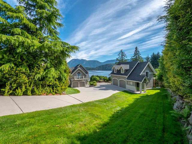 6560 N Gale Avenue, Sechelt, BC V0N 3A5 (#R2541761) :: RE/MAX City Realty