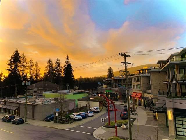 3151 Woodbine Drive #307, North Vancouver, BC V7R 2S4 (#R2542615) :: Macdonald Realty
