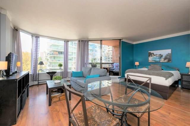 1330 Burrard Street #604, Vancouver, BC V6Z 2B8 (#R2563623) :: Ben D'Ovidio Personal Real Estate Corporation | Sutton Centre Realty