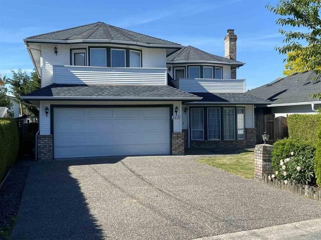 6131 48A Avenue, Delta, BC V4K 1Y7 (#R2572998) :: Initia Real Estate