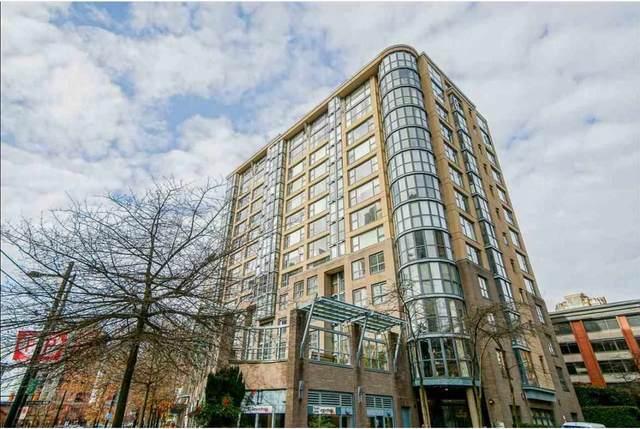 238 Alvin Narod Mews #403, Vancouver, BC V6B 5Z3 (#R2577035) :: Initia Real Estate