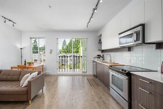 608 Como Lake Avenue #301, Coquitlam, BC V3J 3M4 (#R2589489) :: Initia Real Estate