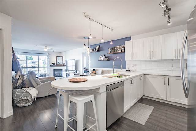 12083 92A Avenue #302, Surrey, BC V3V 8C8 (#R2594752) :: 604 Realty Group