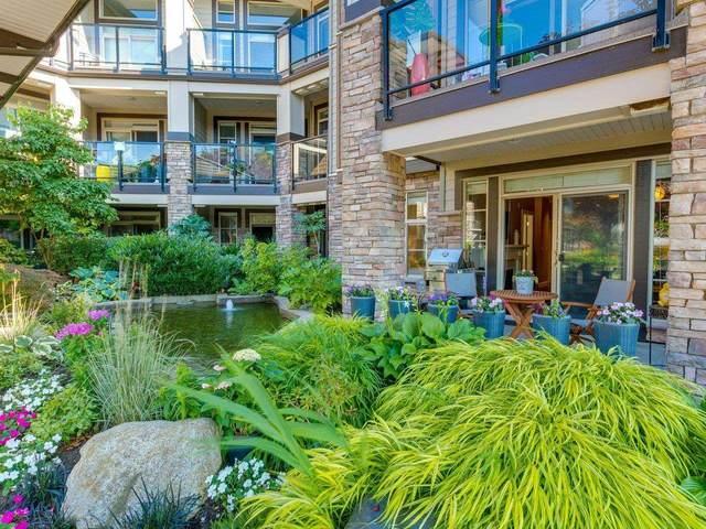 15195 36 Avenue #103, Surrey, BC V3Z 4R3 (#R2605187) :: 604 Realty Group