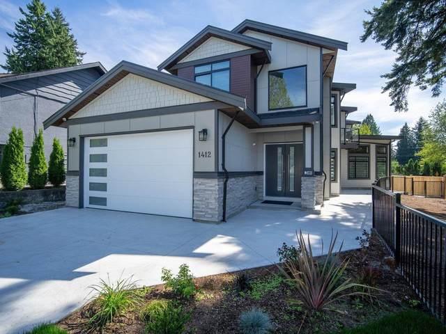 1412 Ross Avenue, Coquitlam, BC V3J 2K1 (#R2608618) :: Ben D'Ovidio Personal Real Estate Corporation   Sutton Centre Realty