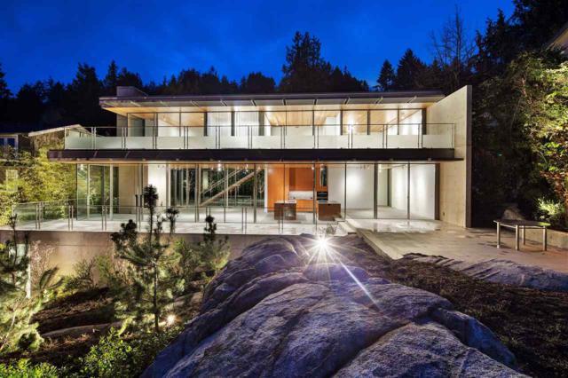 4055 Marine Drive, West Vancouver, BC V7V 1N7 (#R2235527) :: Vancouver Real Estate