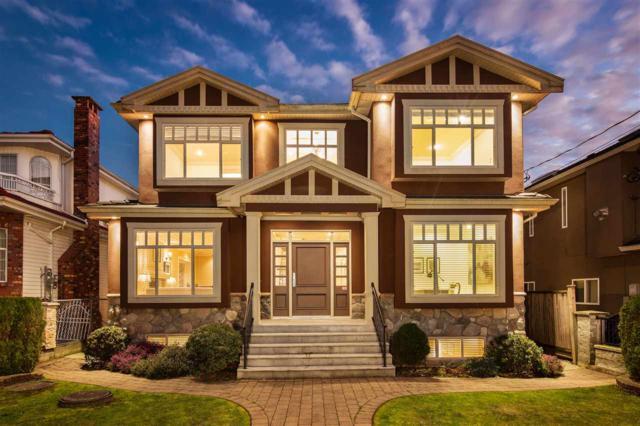 766 E 53RD Avenue, Vancouver, BC V5X 1J6 (#R2237534) :: Re/Max Select Realty