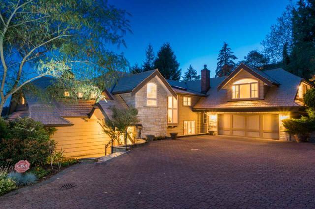 4329 Rockridge Road, West Vancouver, BC V7W 1A6 (#R2270854) :: TeamW Realty