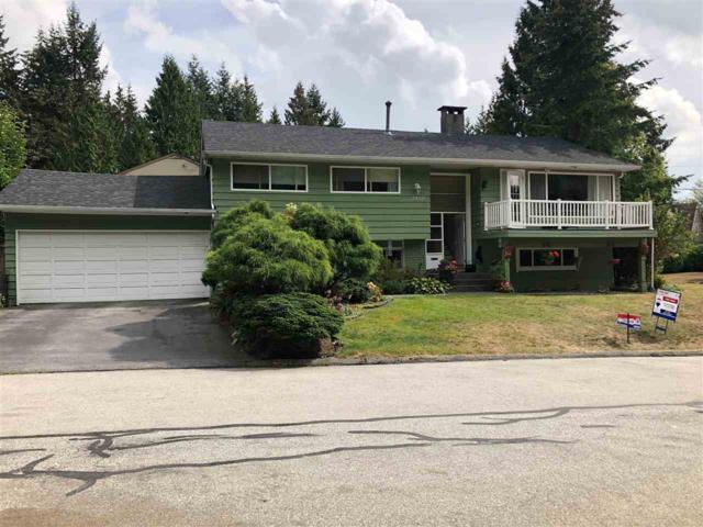2450 Kilmarnock Crescent, North Vancouver, BC V7J 2Z4 (#R2291256) :: Vancouver House Finders