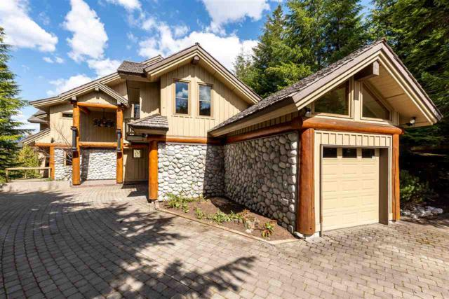 3807 Sunridge Place, Whistler, BC V0N 1B3 (#R2301779) :: Royal LePage West Real Estate Services