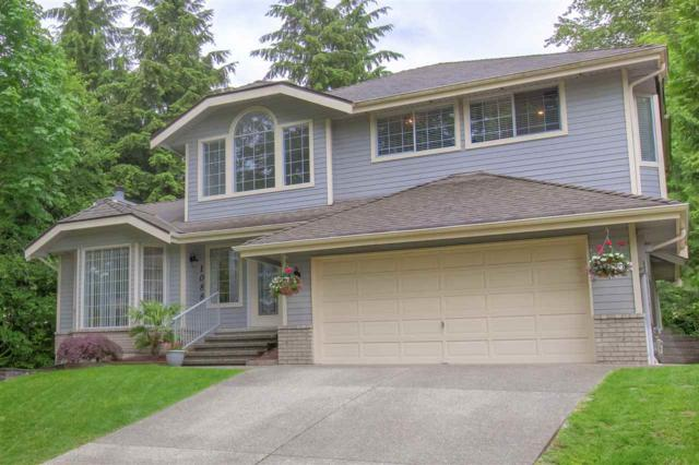 1088 Windward Drive, Coquitlam, BC V3C 5S6 (#R2373825) :: Royal LePage West Real Estate Services