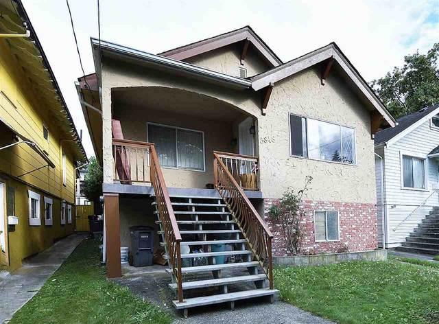 3848 Inverness Street, Vancouver, BC V5V 4W2 (#R2500601) :: Premiere Property Marketing Team