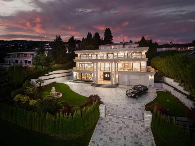 1337 Camridge Road, West Vancouver, BC V7S 2M7 (#R2509391) :: Initia Real Estate