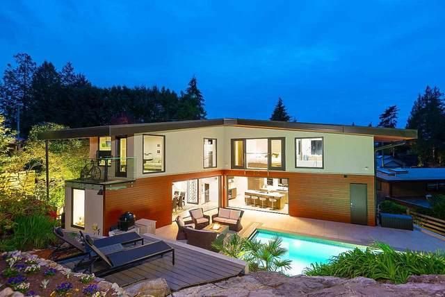 4121 Rose Crescent, West Vancouver, BC V7V 2N6 (#R2573834) :: Ben D'Ovidio Personal Real Estate Corporation | Sutton Centre Realty