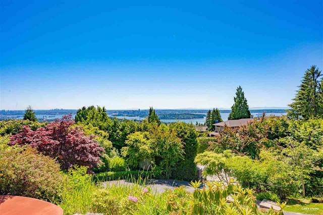 1373 Chartwell Drive, West Vancouver, BC V7S 2R4 (#R2586998) :: Initia Real Estate