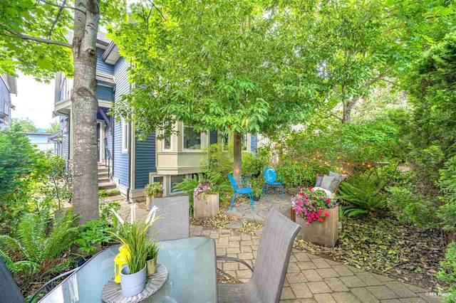 1743 Frances Street, Vancouver, BC V5L 1Z5 (#R2590421) :: Premiere Property Marketing Team