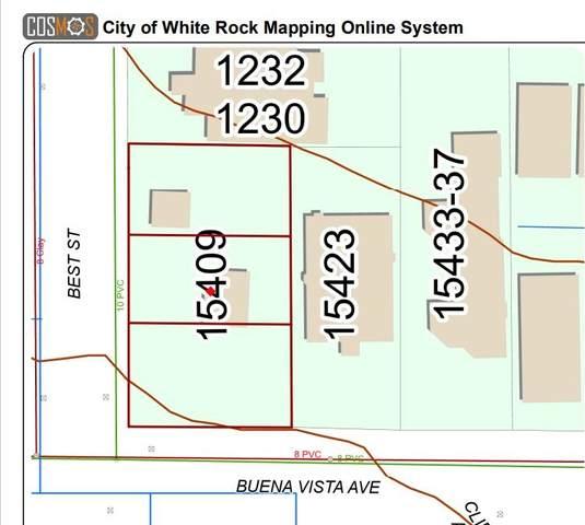 15409 Buena Vista Avenue, White Rock, BC V4B 1Y9 (#R2615084) :: Ben D'Ovidio Personal Real Estate Corporation   Sutton Centre Realty