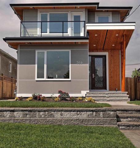760 E 13TH Street, North Vancouver, BC V7L 2M7 (#R2269613) :: Re/Max Select Realty