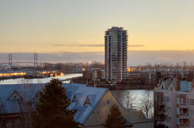 1065 Quayside Drive #705, New Westminster, BC V3M 1C5 (#R2529856) :: Ben D'Ovidio Personal Real Estate Corporation | Sutton Centre Realty
