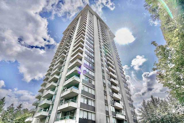 3970 Carrigan Court #907, Burnaby, BC V3N 4S5 (#R2539568) :: RE/MAX City Realty