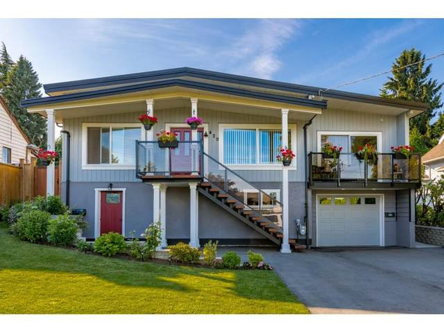429 E Eighth Avenue, New Westminster, BC V3L 4K9 (#R2474953) :: Initia Real Estate