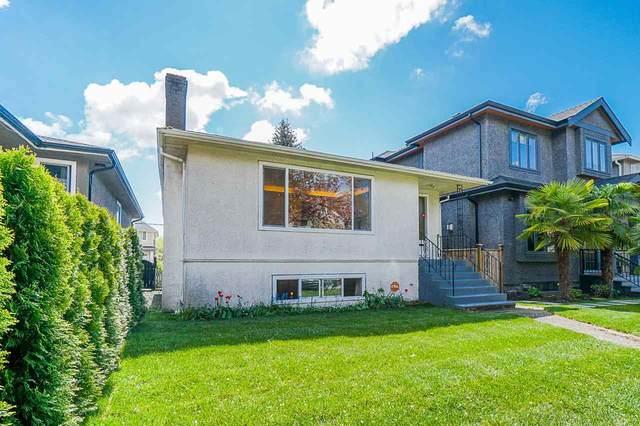 2930 W 33RD Avenue, Vancouver, BC V6N 2G5 (#R2572675) :: Premiere Property Marketing Team