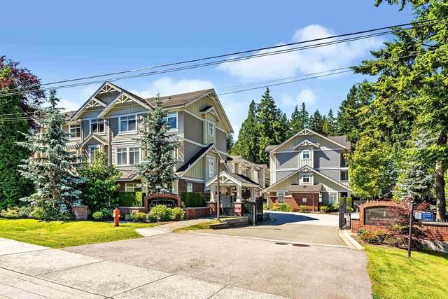 2925 King George Boulevard #11, Surrey, BC V4P 1B8 (#R2587972) :: Homes Fraser Valley