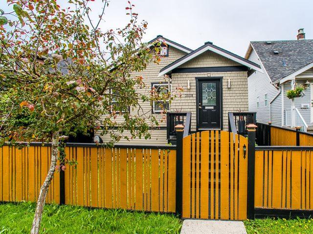 3508 E Georgia Street, Vancouver, BC V5K 2L8 (#R2179912) :: Re/Max Select Realty