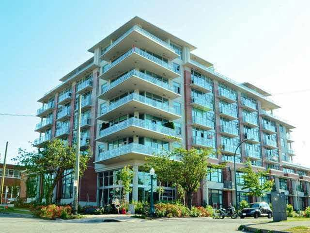 298 E 11TH Avenue #606, Vancouver, BC V5T 0A2 (#R2180433) :: Re/Max Select Realty
