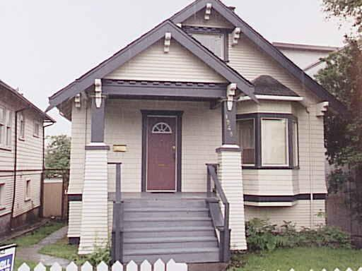 1948 W 41ST Avenue, Vancouver, BC V6M 1Y4 (#R2180938) :: Re/Max Select Realty