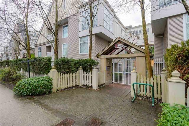 3150 W 4TH Avenue #309, Vancouver, BC V6K 1R7 (#R2182156) :: Vallee Real Estate Group