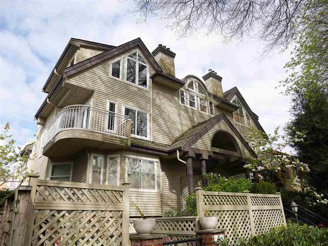 1453 Walnut Street, Vancouver, BC V6J 3R2 (#R2197205) :: Re/Max Select Realty