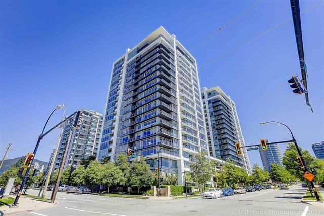 1320 Chesterfield Avenue #1302, North Vancouver, BC V7M 0A7 (#R2198336) :: HomeLife Glenayre Realty