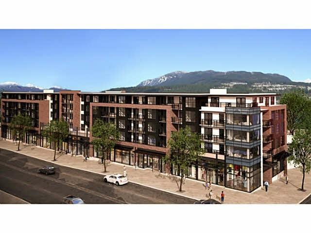 95 Moody Street #613, Port Moody, BC V3H 0H2 (#R2207278) :: West One Real Estate Team