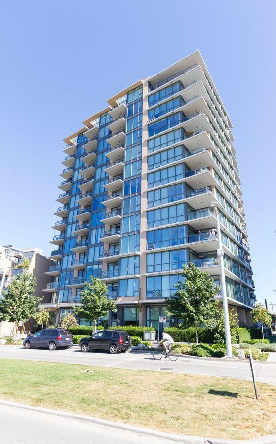 288 W 1ST Avenue #805, Vancouver, BC V5Y 0E9 (#R2207800) :: West One Real Estate Team