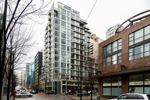 1205 Howe Street #505, Vancouver, BC V6Z 0B2 (#R2207807) :: West One Real Estate Team