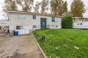 8543 Cramer Drive, Chilliwack, BC V2P 5H6 (#R2208336) :: HomeLife Glenayre Realty
