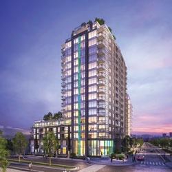 1708 Ontario Street #901, Vancouver, BC V0V 0V0 (#R2213895) :: Re/Max Select Realty